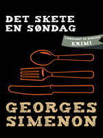 Det skete en søndag - Georges Simenon
