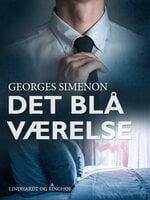 Det blå værelse - Georges Simenon