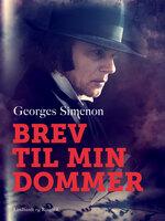 Brev til min dommer - Georges Simenon