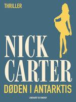 Døden i Antarktis - Nick Carter