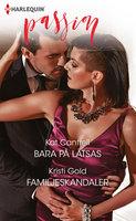Bara på låtsas / Familjeskandaler - Kat Cantrell,Kristi Gold