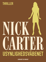 Usynlighedsvåbenet - Nick Carter
