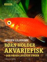 Børn holder akvariefisk – der føder levende unger - Jørgen Liljensøe