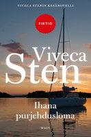 Ihana purjehdusloma - Viveca Sten