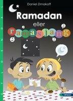 Ramadan eller ramasjang - Daniel Zimakoff