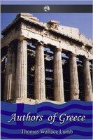 Authors of Greece - Thomas Wallace Lumb
