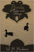 Birds in Town and Village - William Hudson