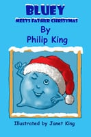 Bluey Meets Father Christmas - Philip King