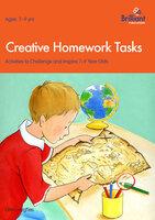 Creative Homework Tasks 7-9 Year Olds - Giles Hughes