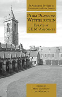 From Plato to Wittgenstein - G.E.M. Anscombe