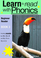 Learn to Read with Phonics - Book 3 - Sally Jones