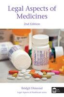Legal Aspects of Medicines 2nd Edition - Bridgit Dimond