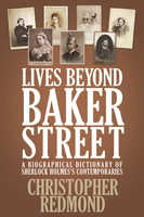 Lives Beyond Baker Street - Christopher Redmond