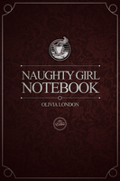 Naughty Girl Notebook - Olivia London