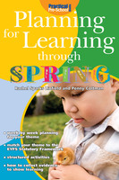 Planning for Learning through Spring - Rachel Sparks Linfield