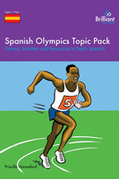 Spanish Olympics Topic Pack - Priscilla Hannaford