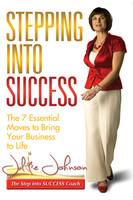 Stepping into Success - Julie Johnson