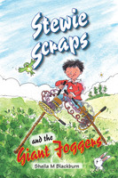 Stewie Scraps and the Giant Joggers - Sheila Blackburn