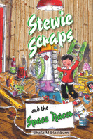 Stewie Scraps and the Space Racer - Sheila Blackburn