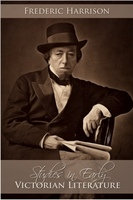 Studies in Early Victorian Literature - Frederic Harrison