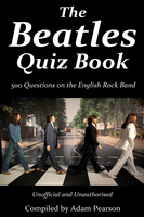 The Beatles Quiz Book - Adam Pearson