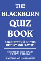 The Blackburn Quiz Book - Chris Cowlin