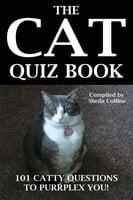 The Cat Quiz Book - Sheila Collins