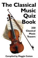 The Classical Music Quiz Book - Maggie Cotton