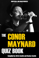 The Conor Maynard Quiz Book - Chris Cowlin