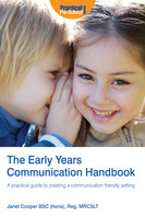The Early Years Communication Handbook - Janet Cooper