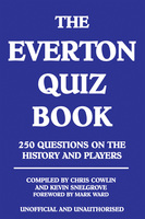 The Everton Quiz Book - Chris Cowlin
