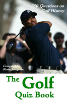 The Golf Quiz Book - Kevin Snelgrove