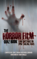 The Horror Film Quiz Book - Chris Cowlin