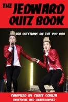 The Jedward Quiz Book - Chris Cowlin