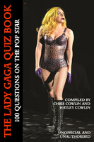 The Lady Gaga Quiz Book - Chris Cowlin