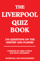 The Liverpool Quiz Book - Chris Cowlin