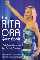 The Rita Ora Quiz Book - Chris Cowlin