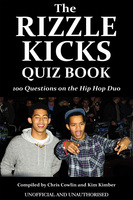 The Rizzle Kicks Quiz Book - Chris Cowlin