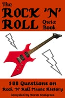 The Rock 'n' Roll Quiz Book - Kevin Snelgrove