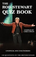 The Rod Stewart Quiz Book - Chris Cowlin