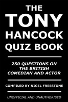 The Tony Hancock Quiz Book - Nigel Freestone