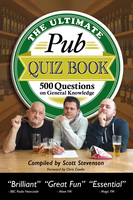 The Ultimate Pub Quiz Book - Scott Stevenson