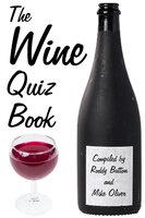 The Wine Quiz Book - Roddy Button