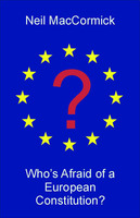 Who's Afraid of a European Constitution? - Neil MacCormick