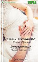 Kuninkaallinen vauvayllätys / Annos romantiikkaa - Carol Marinelli, Robin Gianna