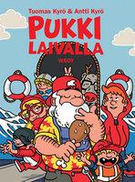 Pukki laivalla - Tuomas Kyrö