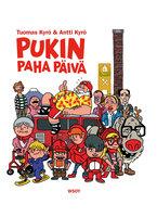 Pukin paha päivä - Tuomas Kyrö,Antti Kyrö