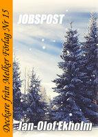 Jobspost - Jan-Olof Ekholm