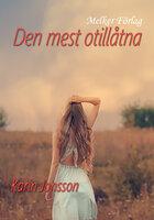 Den mest otillåtna - Karin Jonsson