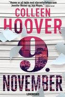 9. november - Colleen Hoover